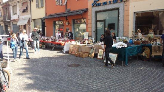 Superb Caorso, Italy: Mercatino Dellu0027antiquariato (vintage Ed Altro)
