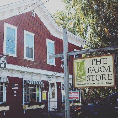 Jeffersonville, VT: The Farm Store