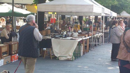 Nice Caorso, Italy: Mercatino Dellu0027antiquariato (vintage Ed Altro)
