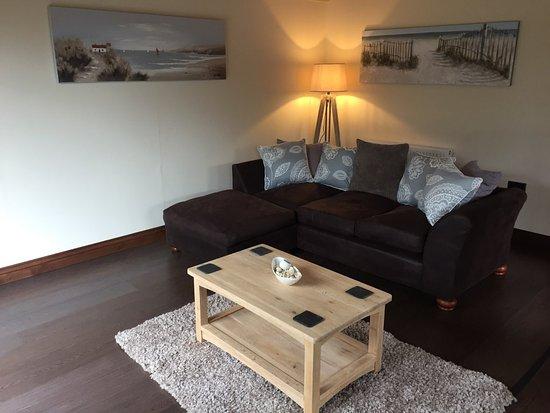 Easingwold, UK: Pine Lounge