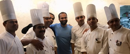 Hilton Garden Inn New Delhi / Saket: The All Star team!
