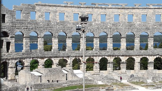 The Arena in Pula: 20170423_111156_large.jpg