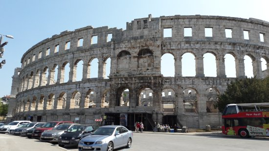 The Arena in Pula: 20170423_110738_large.jpg