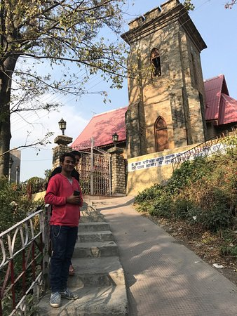 Chamba, Indien: Church of Scotland