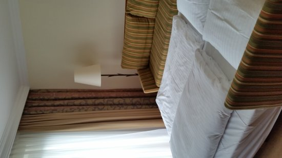 Hotel Edelweiss: Grest room..jr. suite, watzmann.  In the livingroom a convertible for our teenage grandchild.  O