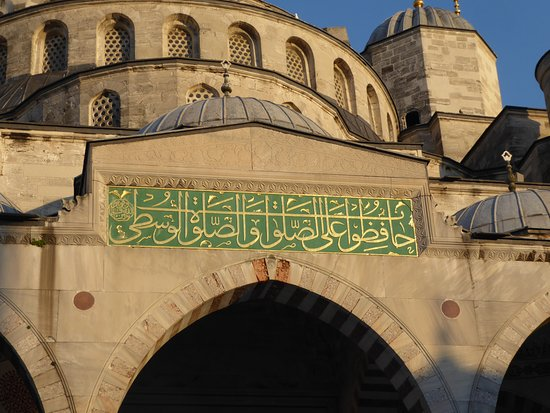 Old Town near the Hagia Sophia - Picture of My Local Guide - Istanbul, Istanb...
