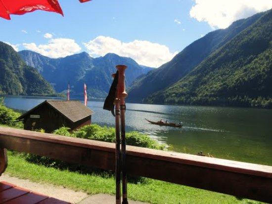 Bad Goisern, Oostenrijk: Aussicht