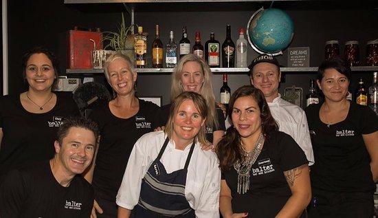 Carterton, Νέα Ζηλανδία: balter bar & kitchen team