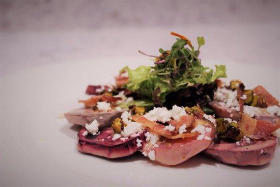 Leduc, Canadá: Beets Salad