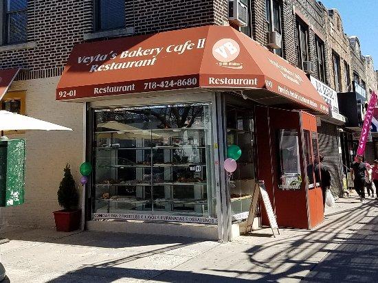 Jackson Heights, Estado de Nueva York: the bakery