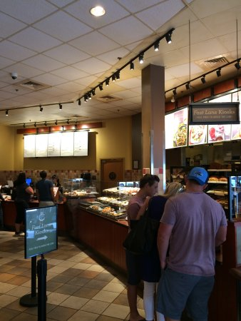 Panera Bread: Bakery And Front Counter Panera At The Cordova Mall