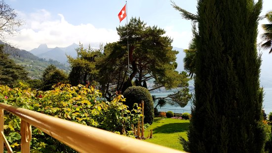 Clarens, Switzerland: Au Fil de l'Eau