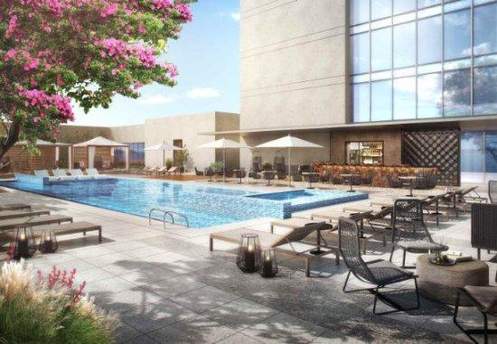 Indoor Swimming Pool Plano Excellent Hilton Dallasplano Granite 5 Best Hotels Near