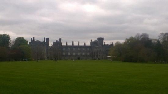 Kilkenny Castle: Vue du château