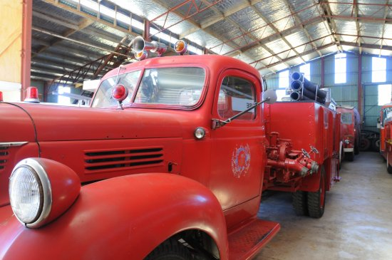 Gisborne, New Zealand: Fire Engine collection