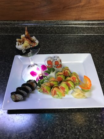Leeds, AL: Izumi sushi 35094
