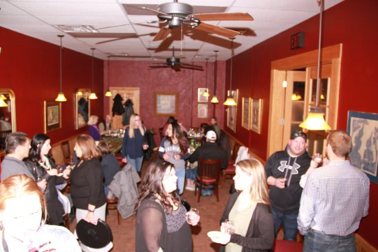 Whitinsville, Массачусетс: Come checkout our updated event room!