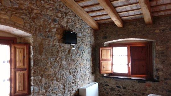 Calonge, Spain: mini tele en la habitación