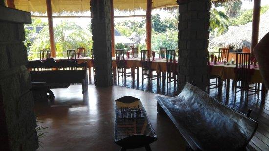 Loharano Hotel: ristorante
