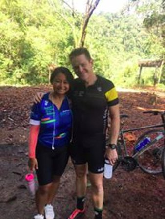 Business blueprint charity bike ride march 2017 epic picture hua hin bike tours quick shot with peter baines founder of hands across the malvernweather Images