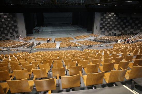 salle concert seine