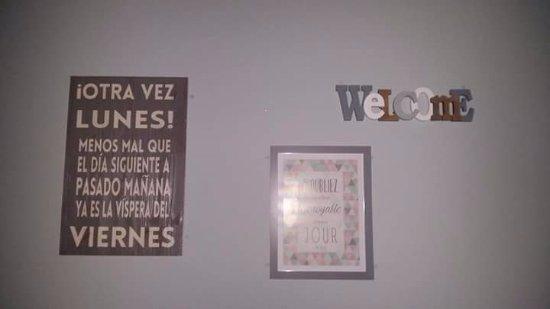 Irun, Spanien: deco