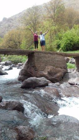 Riad Vert Marrakech: Waterfall trek: Imill