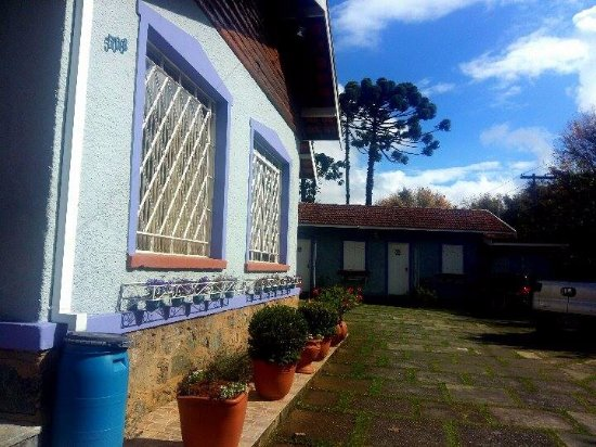 Pousada Villa Agi: Frente da pousada.