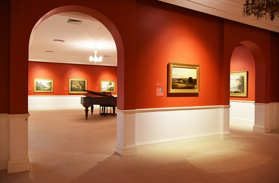 Hamilton, Австралия: Gaussen Gallery