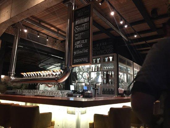 Restaurants Review Of Goose Island Beer
