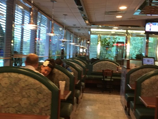 Peekskill, NY: Westchester Diner - booths