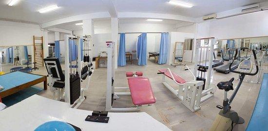 Praia, Cape Verde: Centro de Fisioterapia