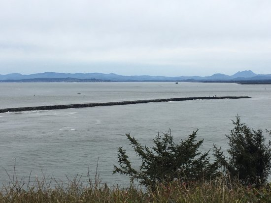 Ilwaco, WA: North jetty