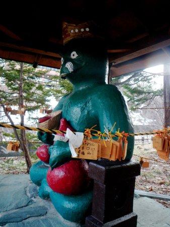 Kappa Daio Statue