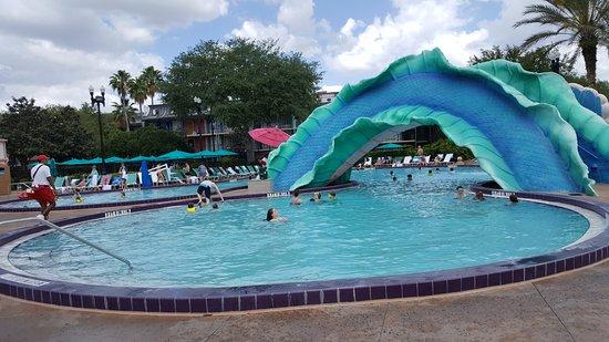 Disney's Port Orleans Resort - French Quarter: French Quarter - Main Pool