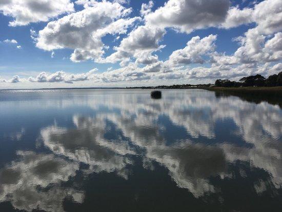 Meningie, Αυστραλία: Great Lake views
