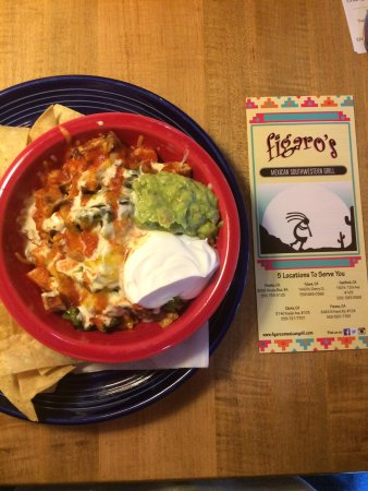 Clovis, CA: Figaros Mexican Grill