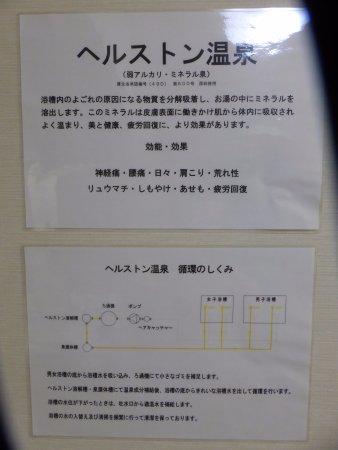 Saijo, اليابان: 西条アーバンホテル 大浴場 7