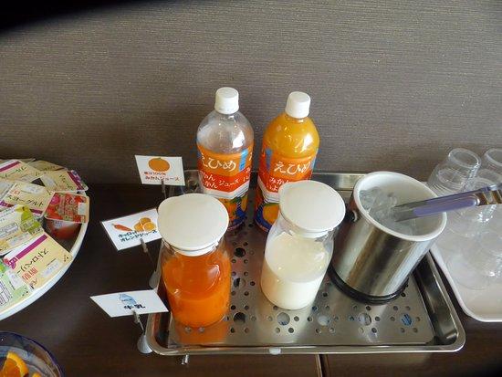 Saijo, اليابان: 西条アーバンホテル 朝食 3