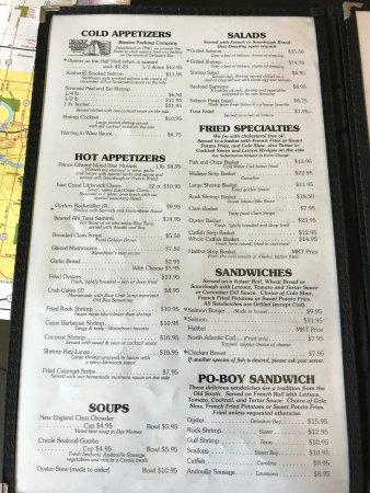 Ankeny, IA: menu