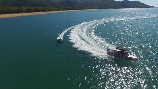 Magnetic Island, Avustralya: Tube Ride