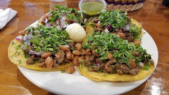 Tracy, CA: Street tacos