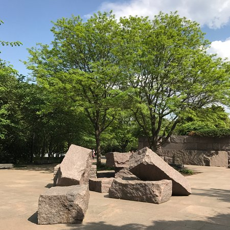 Franklin Delano Roosevelt Memorial: photo4.jpg
