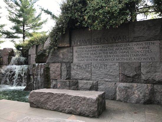 Franklin Delano Roosevelt Memorial: photo5.jpg