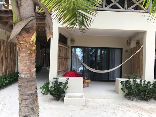 Sch nes hotel am traumstrand picture of dune boutique for Best boutique hotels tulum
