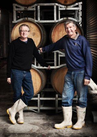 Renwick, New Zealand: James Healy & Ivan Sutherland