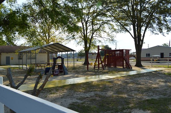 Lumberton I-95 KOA RV Park: KOA Lumberton playground