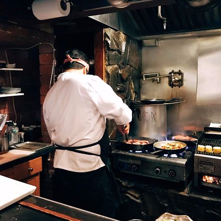 Fort Lee, NJ: Chef life :)