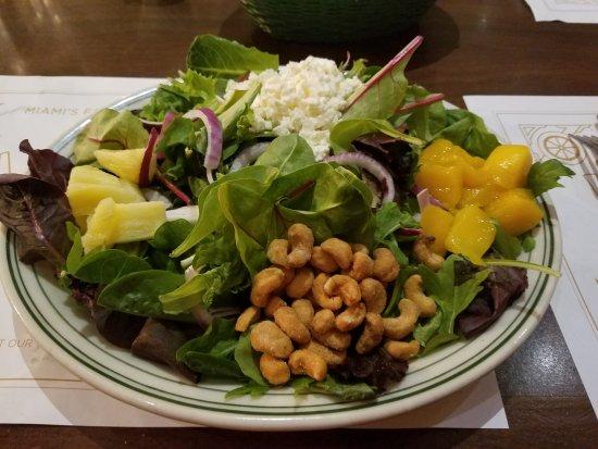 Miramar, FL: La create salad