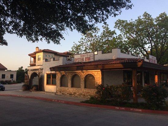 จอร์จทาวน์, เท็กซัส: Scott's Oyster Bar